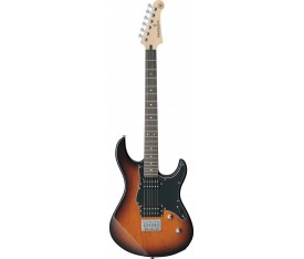 YAMAHA PACİFİCA 120H ELEKTRO GİTAR ( TOBACCO BROWN SUNBURST )